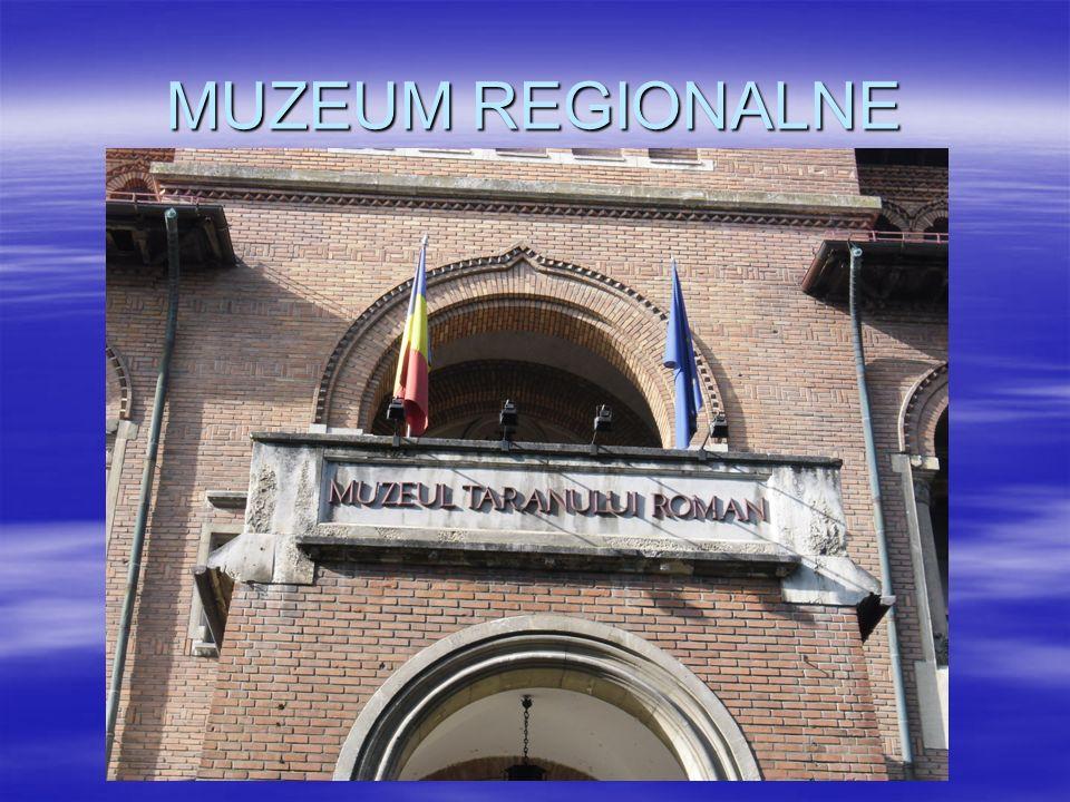MUZEUM REGIONALNE