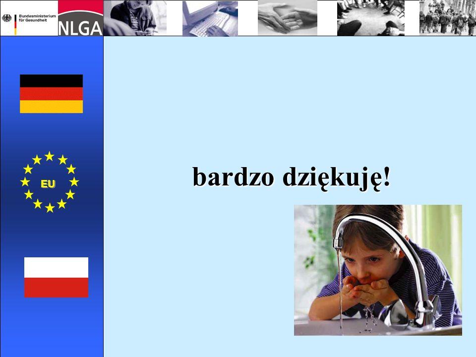 bardzo dziękuję! EU