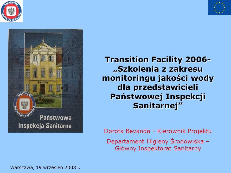 Warszawa, 19 wrzesień 2008 r. Dziękuję Państwu za uwagę