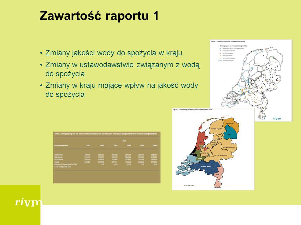 Generowanie raportu Dane dostarczane są przez ZZW do 1. kwietnia Surowe dane są streszczane Spójność danych sprawdzana jest ręcznie -Ręcznie sprawdzan