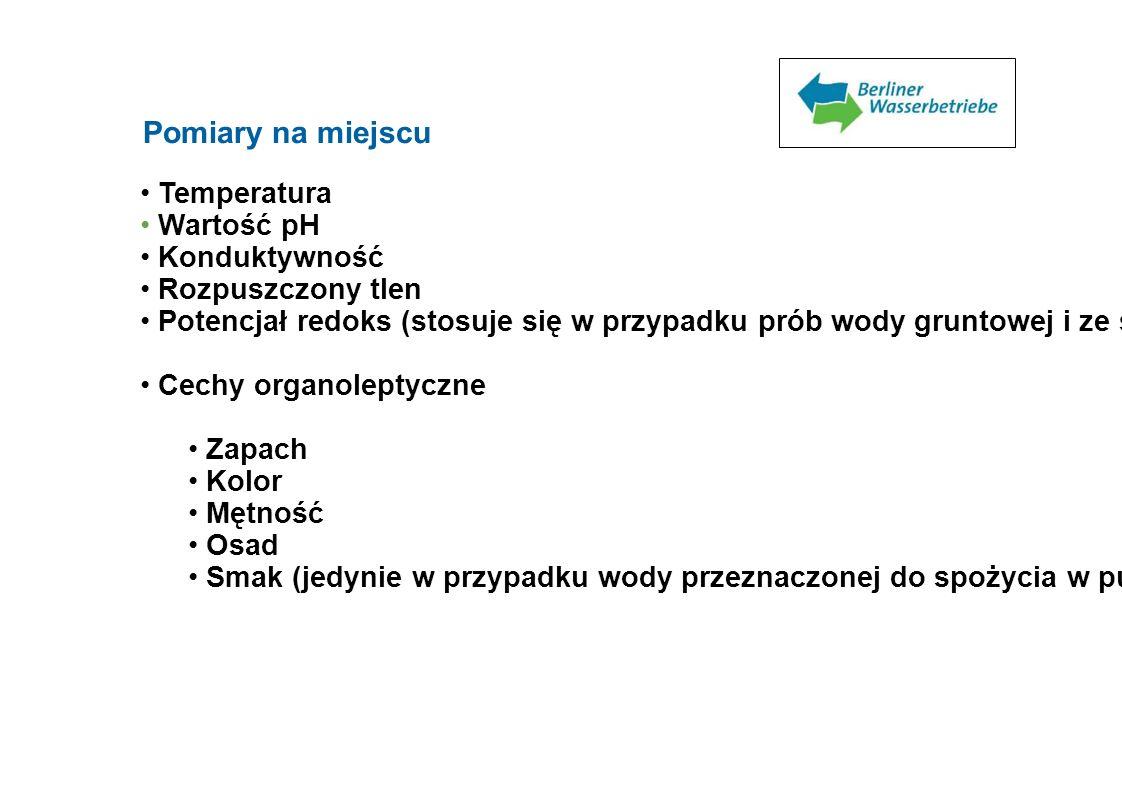 Konserwacja – przykład: indeks fenolowy > Środki chemiczne i butelki: 1.