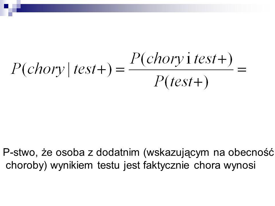 Zmienna losowe Zmienna liczbowa, której wartość zależy od wyniku eksperymentu.