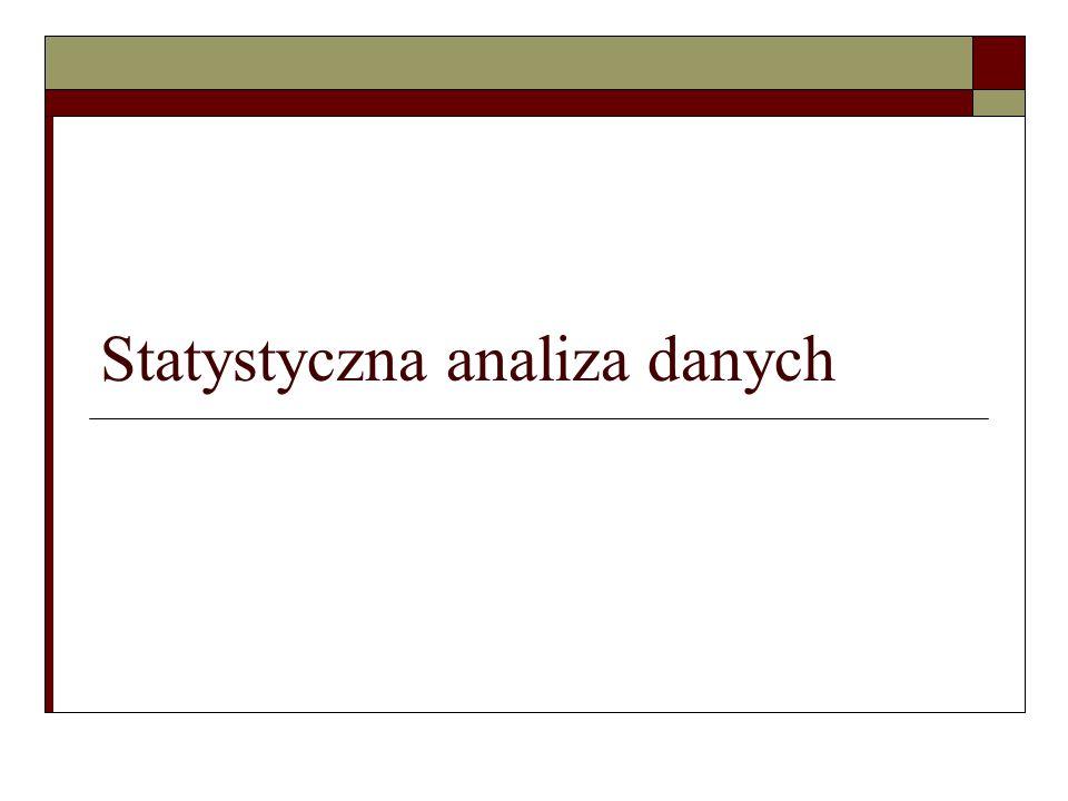 Wykładowca : Małgorzata Bogdan Email: Malgorzata.Bogdan@pwr.wroc.pl