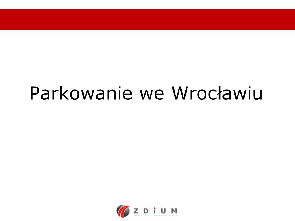 Parkowanie we Wrocławiu