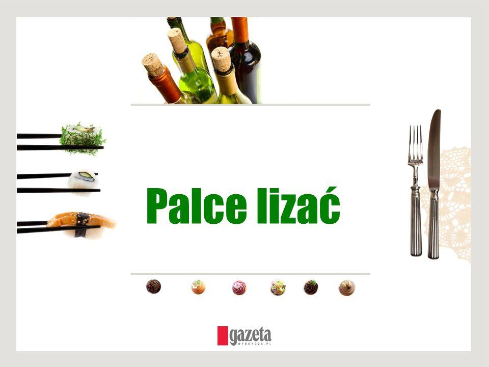 Nowy kulinarny Magazyn Gazety Wyborczej Serwis internetowy