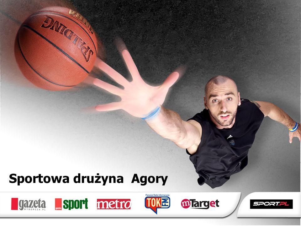 Sportowa drużyna Agory