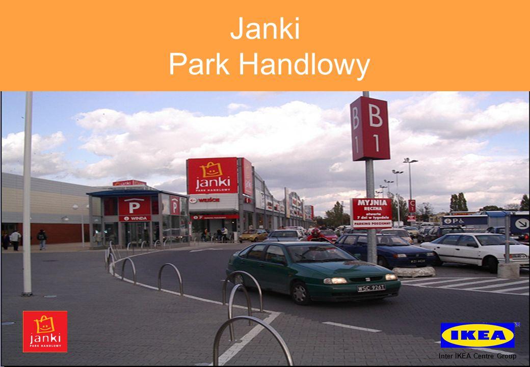 Janki Park Handlowy Inter IKEA Centre Group