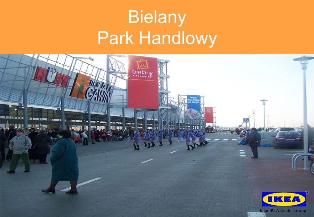 Bielany Park Handlowy Inter IKEA Centre Group