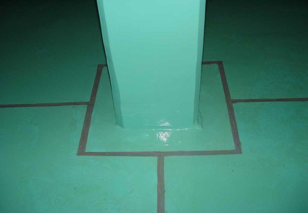 C 2009 Tuschewitzki Hygiene-Institut des Ruhrgebiets Institut für Umwelthygiene und Umweltmedizin www.hyg.de 45 DVGW W 270: Ocena D) w przypadku materiałów stosowanych do wykonania złączy (kategoria D2) obowiązują następujące wartości graniczne (0,20+-0,03) ml/800 cm².