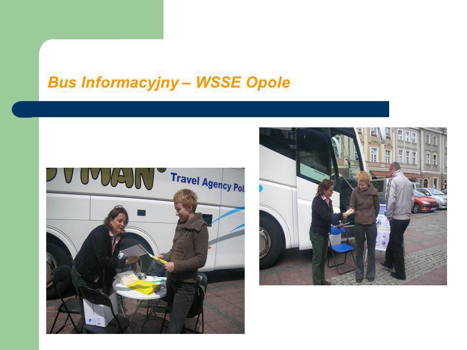 Bus Informacyjny – WSSE Opole
