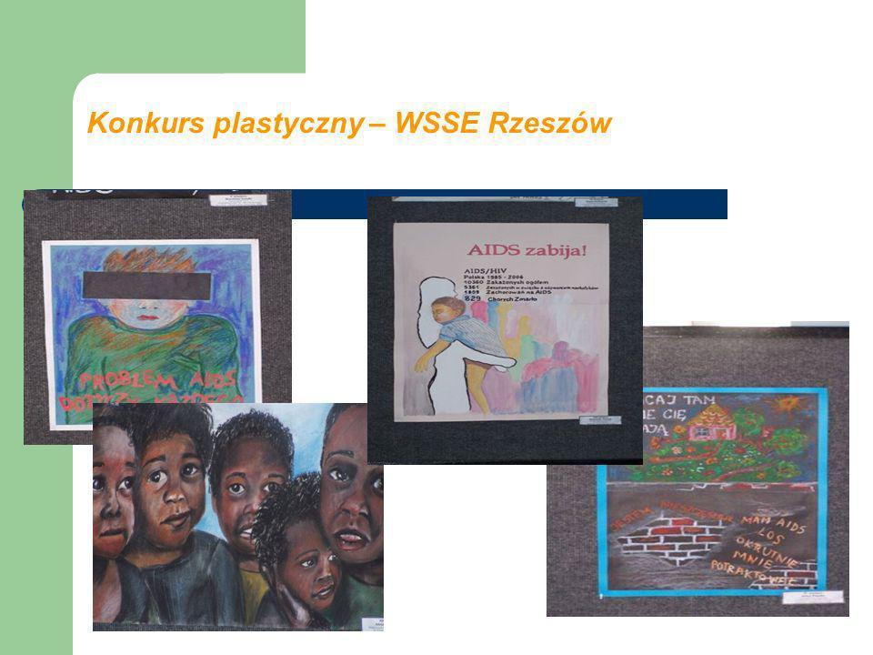 Konkurs plastyczny – WSSE Rzeszów