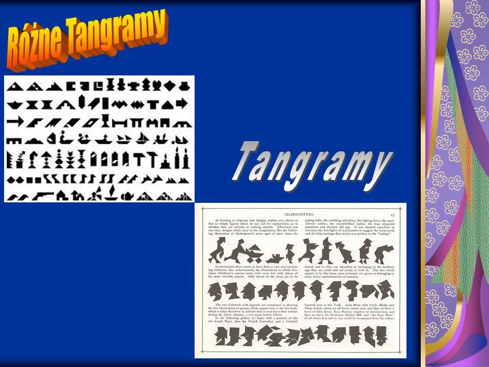 Co to jest tangram? Ludowa łamigłówka Gra planszowa Inaczej kubek