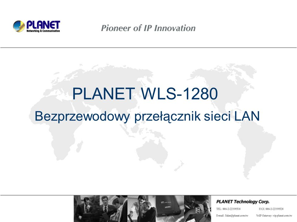 12 Topologia (3) Sieci danych + VoIP