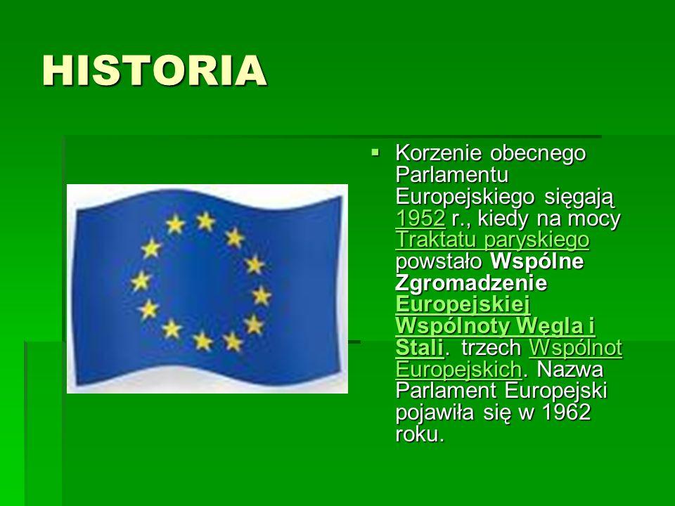 PIERWSZE WYBORY W 1979 roku odbyły się pierwsze bezpośrednie wybory do Parlamentu Europejskiego i od tego czasu deputowani do tego Parlamentu są wybierani w wyborach bezpośrednich przez obywateli państw członkowskich Wspólnot.