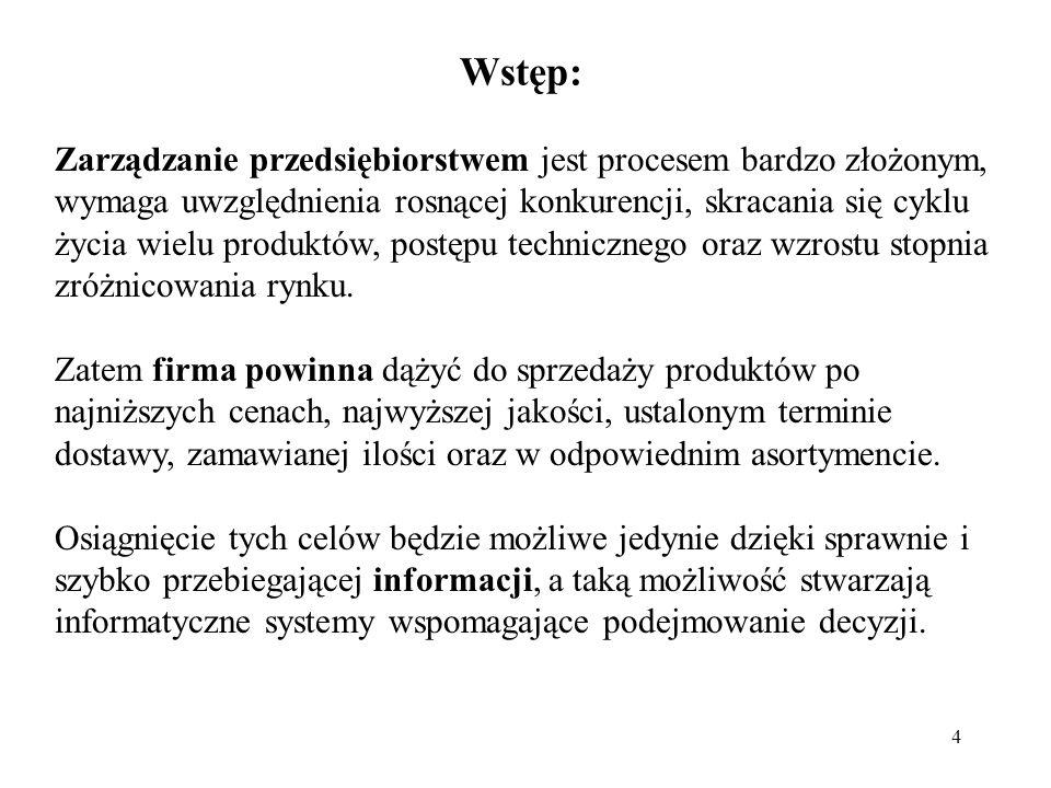 25 Korzyści specjalizacji zadań: Zastosowanie rutynowej technologii; Wykorzystanie wyspecjalizowanych urządzeń technicznych; Pełne wykorzystanie specjalistycznych kwalifikacji zatrudnionych; Oszczędność czasu; Wzrost wydajności produkcji; Nabywanie wprawy.