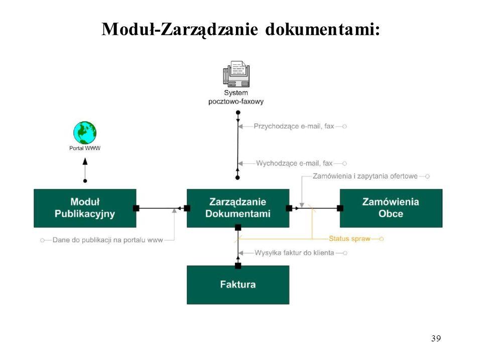 39 Moduł-Zarządzanie dokumentami: