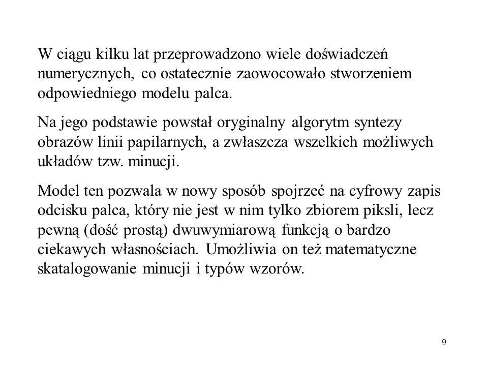 10 Rys.1 początek lub zakończenieL Rys.2 rozwidlenie pojedynczeL Rys.3 rozwidlenie podwójneLL Rys.4 rozwidlenie potrójne typ 1LLL Rys.5 rozwidlenie potrójne typ 2LLL