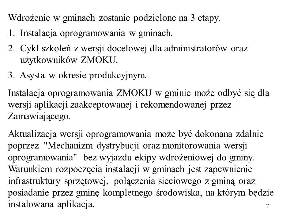 28 Należy podkreślić, że terminologia w ePosterunku jest tożsama z nazewnictwem Krajowego Systemu Informatycznego Policji dzięki implementacji słowników KSIP i TEMIDA, co ułatwi bieżącą obsługę aplikacji.