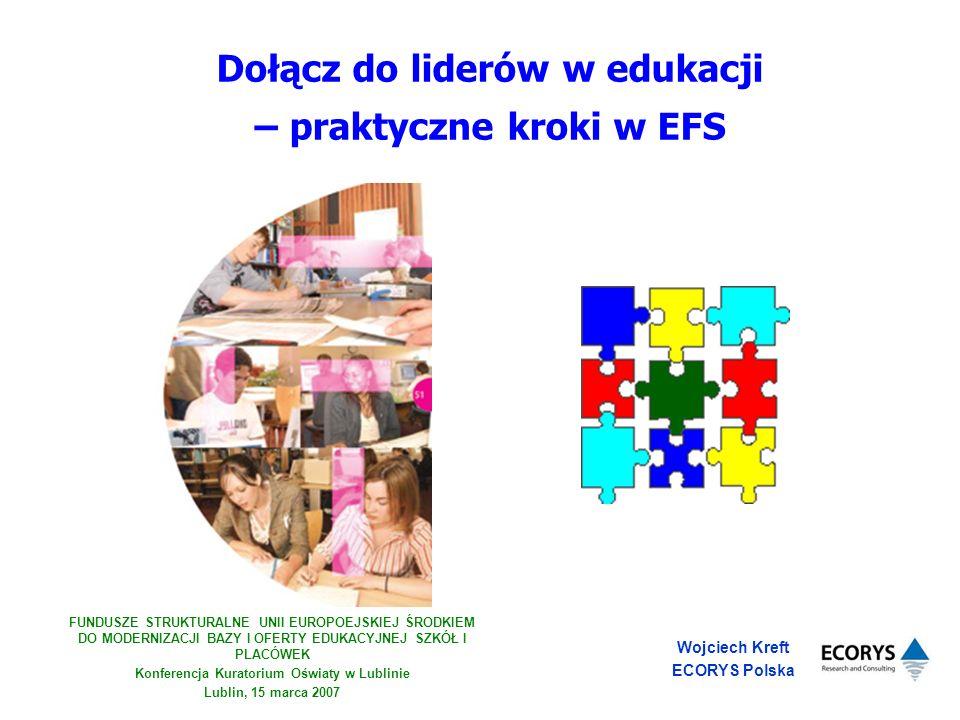 Jakie możemy wyróżnić elementy, które wpływają na efektywność procesu kształcenia dla potrzeb rynku pracy.