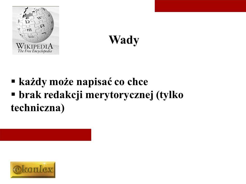 ...czy Wikipedie ?