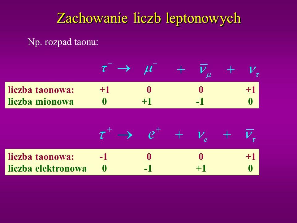 Model Standardowy – oddziaływania W+W+ W-W- W-W- W+W+ Z0Z0 Z0Z0 gluon oddz. silne oddz. elekro-słabe