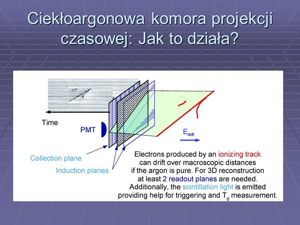 Ciekłoargonowa komora projekcji czasowej: Jak to działa