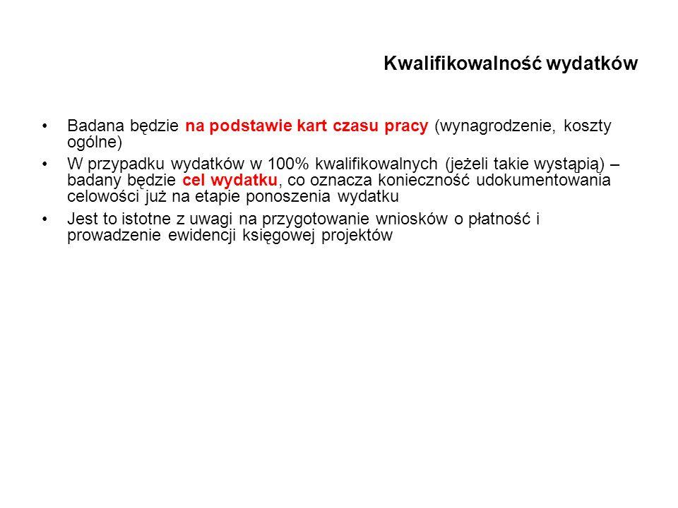 Przygotowanie wniosku o płatność W A Ż N E !!.