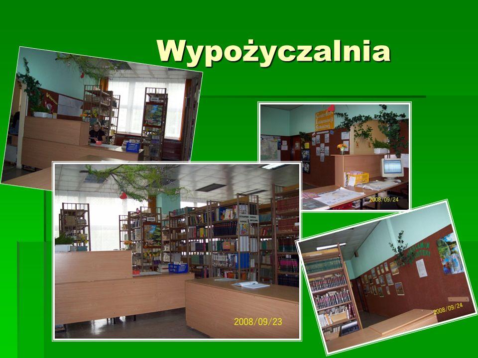 Uczniowie mają do dyspozycji Biblioteczną Pracownię Multimedialną, wyposażoną w jedenaście komputerów ze stałym łączem internetowym, możliwością skanowania (trzy skanery) i nagrywania na CD wybranych materiałów, możliwością korzystania z publikacji multimedialnych i programów komputerowych.