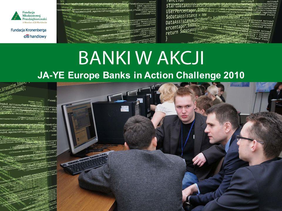 Konkurs jest dostępny tylko dla uczniów realizujących program Banki w akcji.