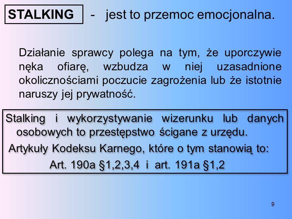 Art.190a § 1.