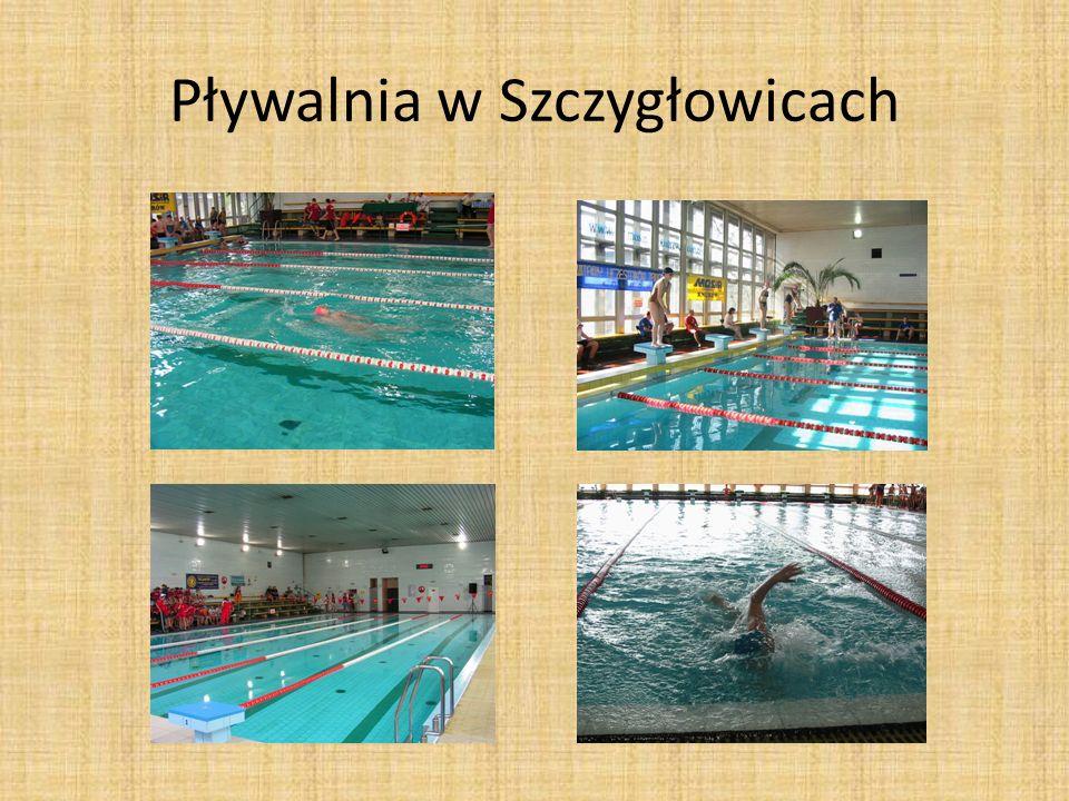 Pływalnia w Szczygłowicach