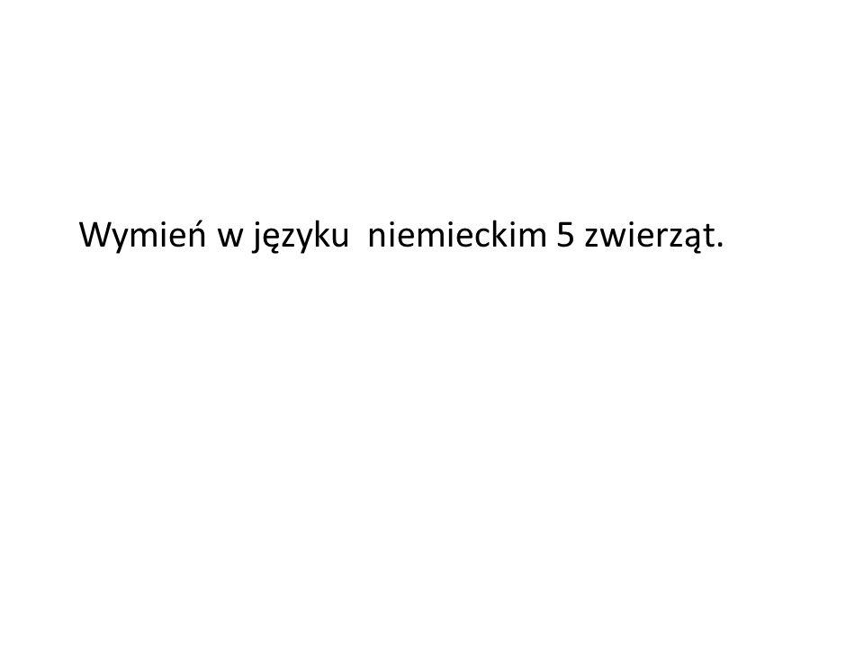 Przetłumacz zwroty: Es tut mir leid-? Nichts zu danken-? Verzeihung-?