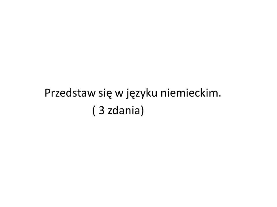 Przetłumacz na polski : PENCIL CASE