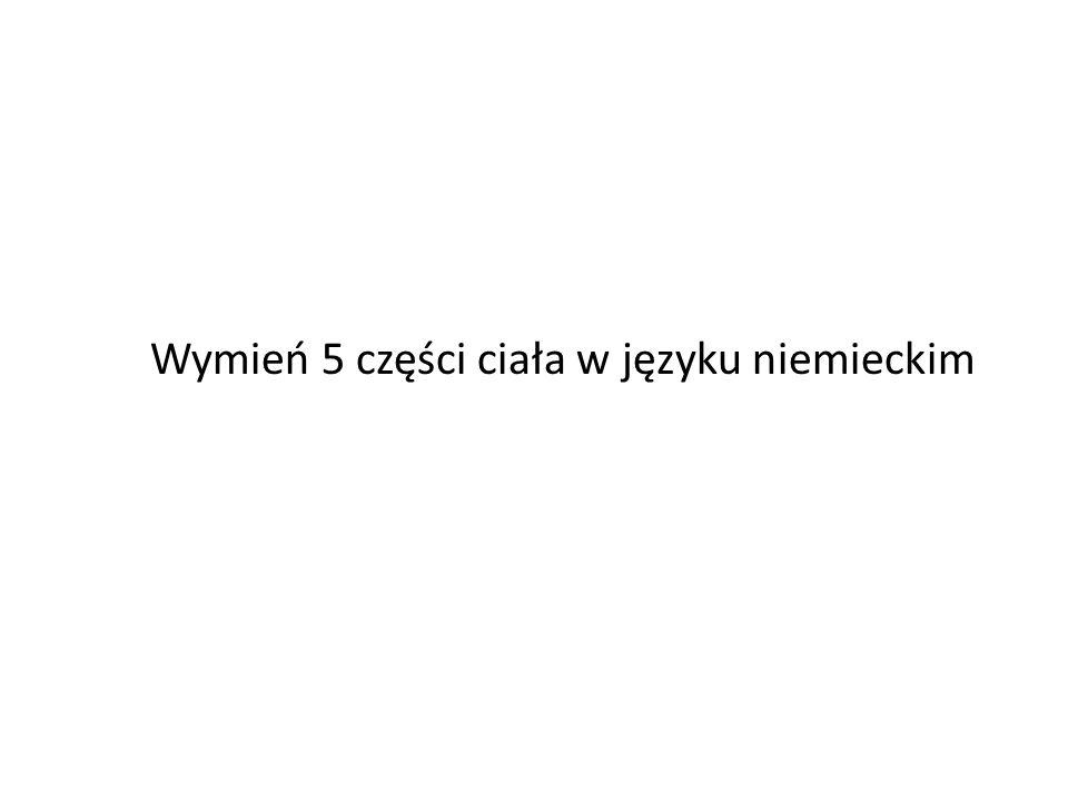 Przetłumacz na polski: I HAVENT GOT ANY BANANAS.