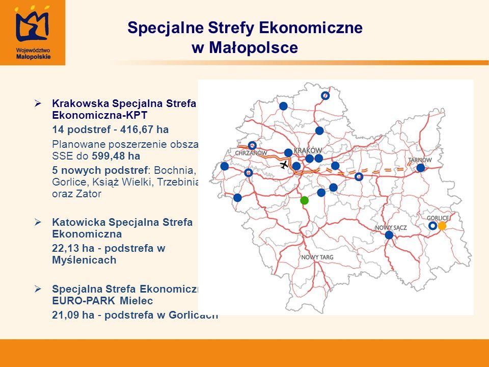 Business in Małopolska Cel projektu Usprawnienie procesu obsługi inwestorów na terenie Małopolski Wsparcie małopolskich eksporterów Partnerzy projektu Małopolska Agencja Rozwoju Regionalnego S.A.