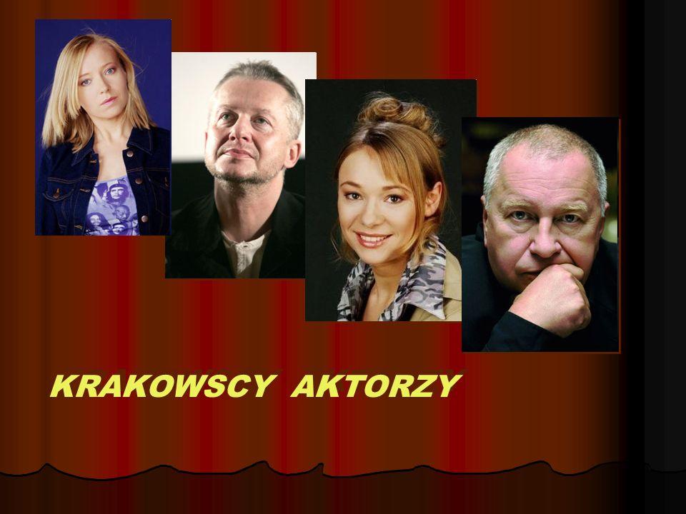 Szkoły aktorskie i teatry krakowskie Państwowa Wyższa Szkoła Teatralna ul Straszewskiego Teatr Stary im.