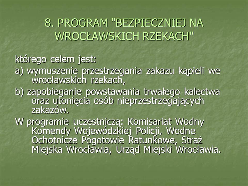 8. PROGRAM