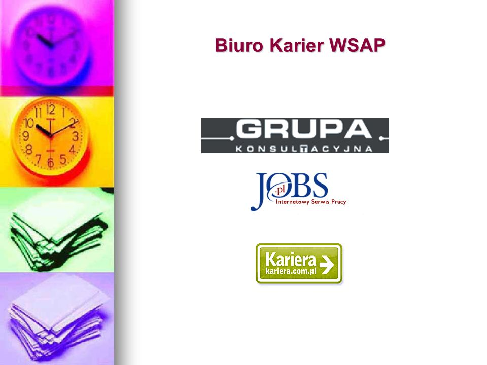 Biuro Karier WSAP