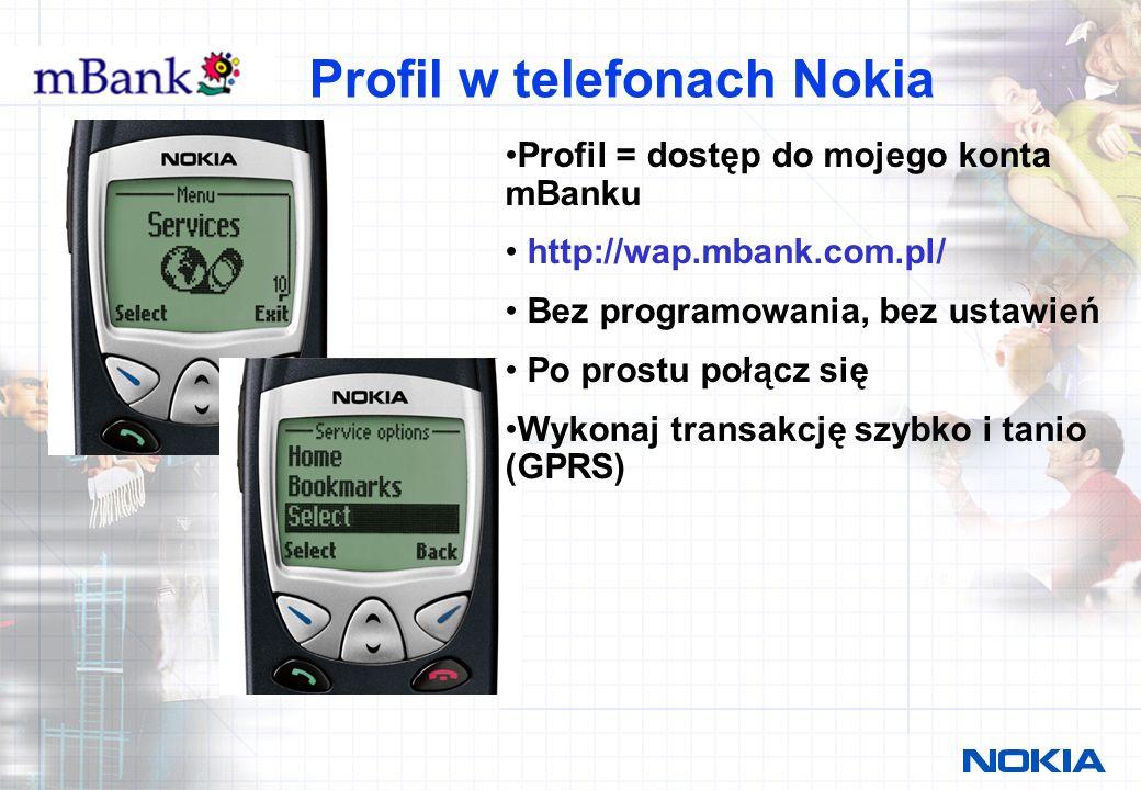 Dlaczego .Korzyści 1. Mobilny dostęp do usług bankowych 2.