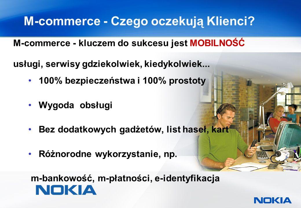 M-commerce - Czego oczekują Klienci.