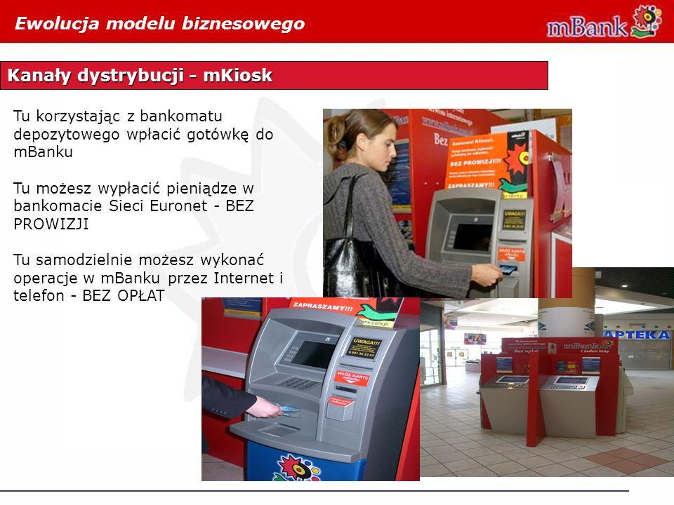 Tu korzystając z bankomatu depozytowego wpłacić gotówkę do mBanku Tu możesz wypłacić pieniądze w bankomacie Sieci Euronet - BEZ PROWIZJI Tu samodzieln