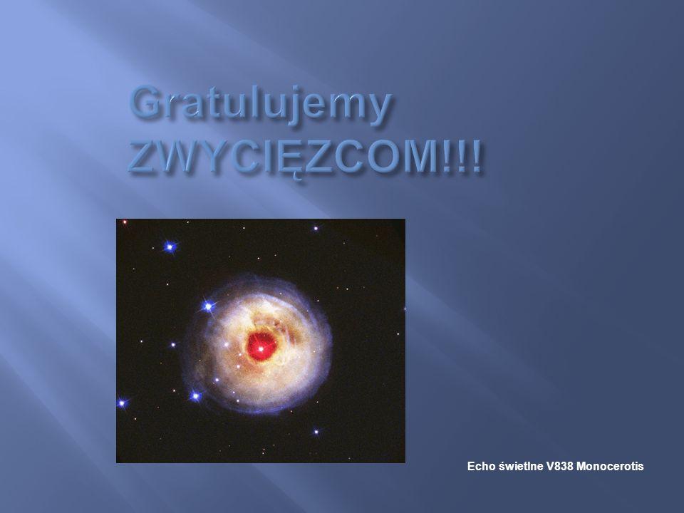 Echo świetlne V838 Monocerotis