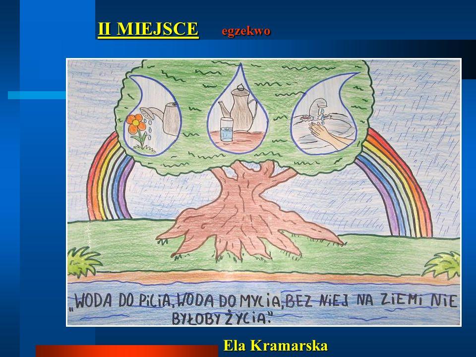 II MIEJSCE egzekwo II MIEJSCE egzekwo Ela Kramarska