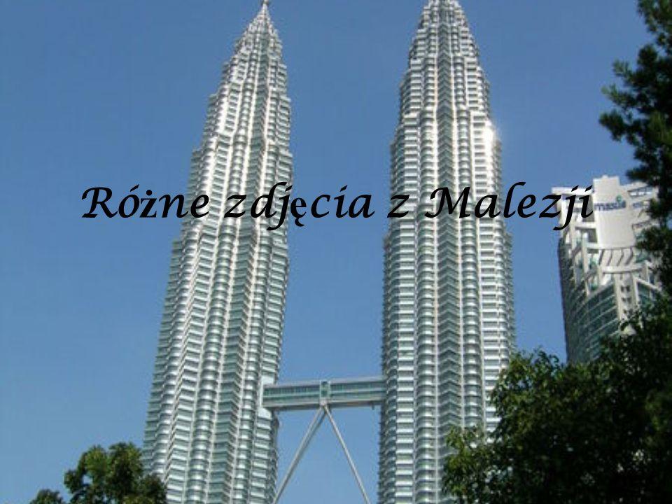 Ró ż ne zdj ę cia z Malezji