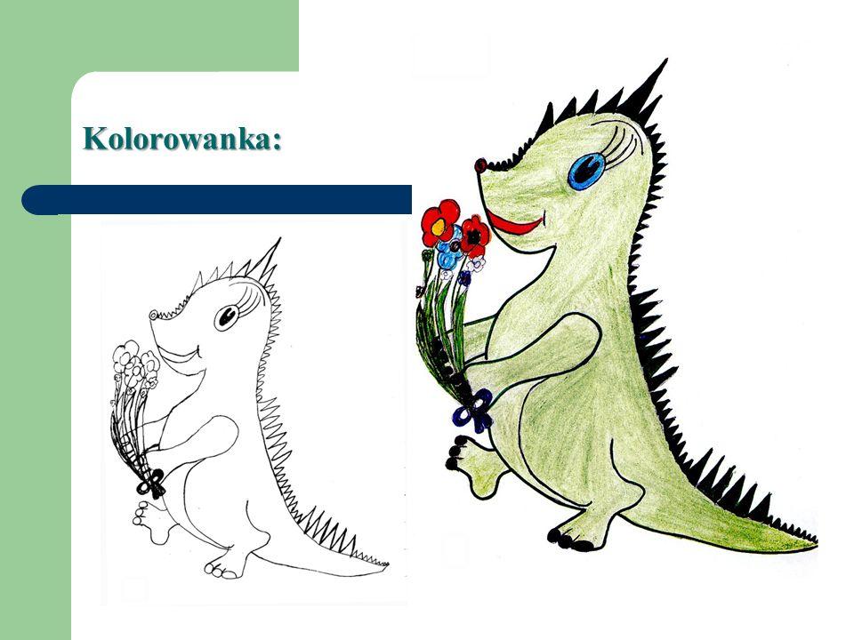 Kolorowanka: