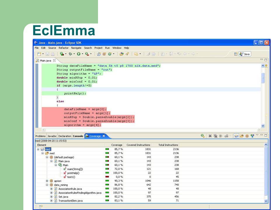 EclEmma
