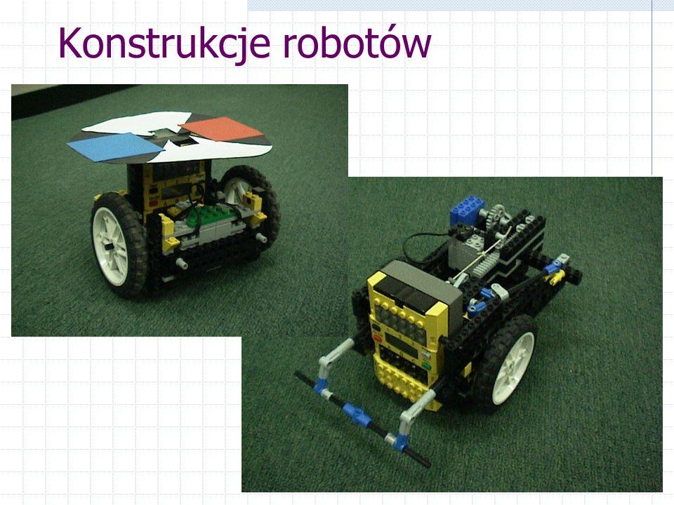 Konstrukcje robotów