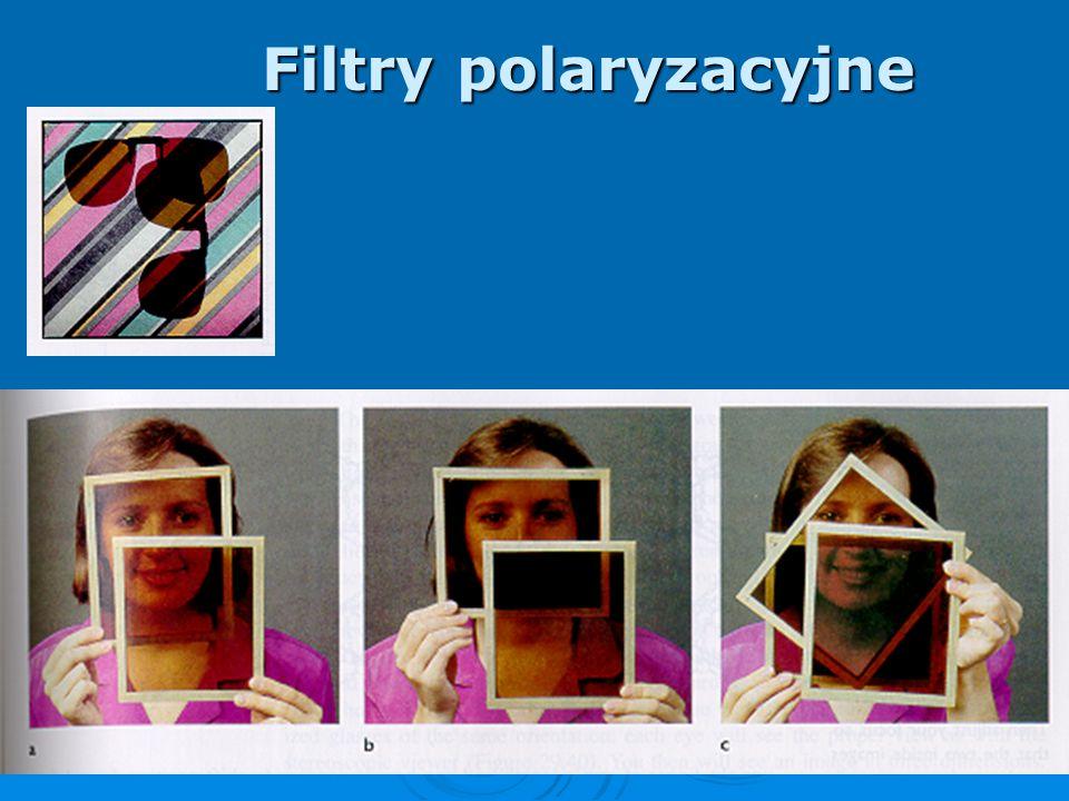 Filtry polaryzacyjne