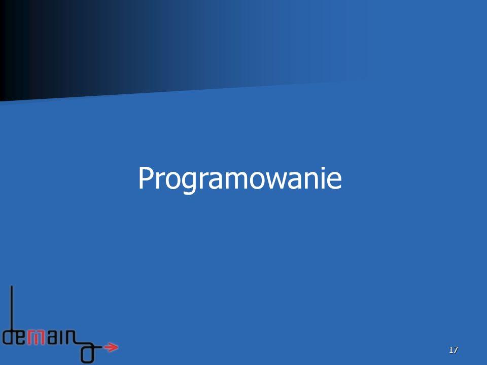 17 Programowanie