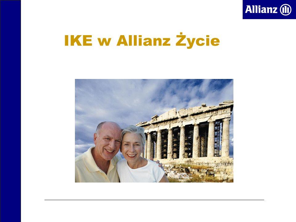 IKE w Allianz Życie